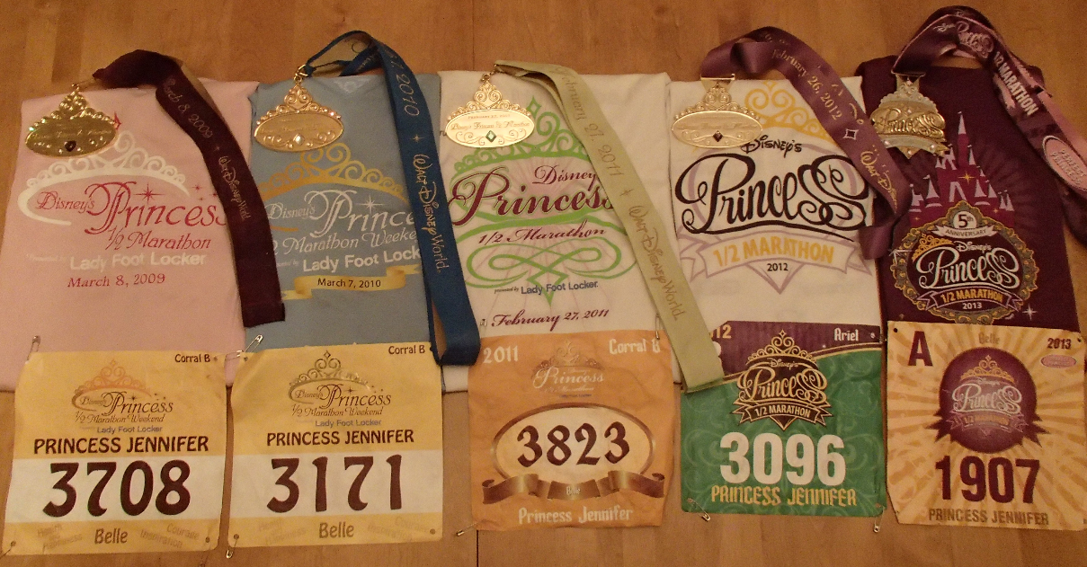 2013 Rundisney Princess Half