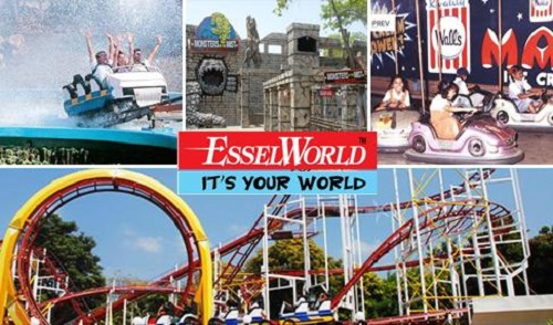 essel world theme park in mumbai