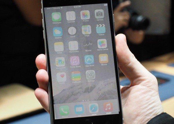 Sửa lỗi màn hình iPhone 6, 6 Plus, 6s, 6s Plus bị sọc