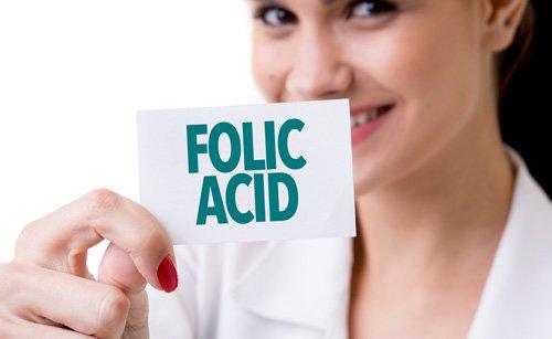 tác dụng của Acid Folic
