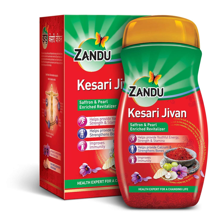 Zandu Kesari Jivan Best Chyawanprash Brands In India