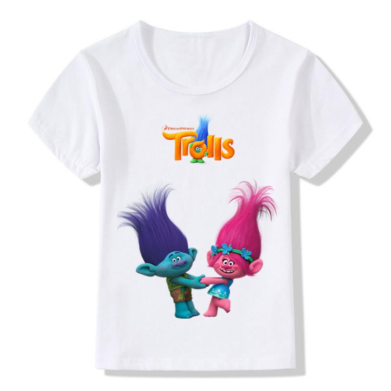 T-shirt dla dzieci z nadrukiem