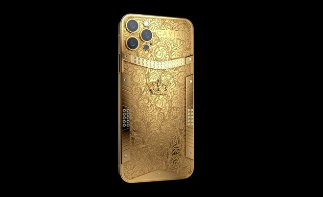 Phiên bản iPhone 12 Pro và Pro Max có giá từ 2,8 - 3,3 tỷ đồng, đúng là chỉ dành cho người giàu tiêu tiền! - Ảnh 4.