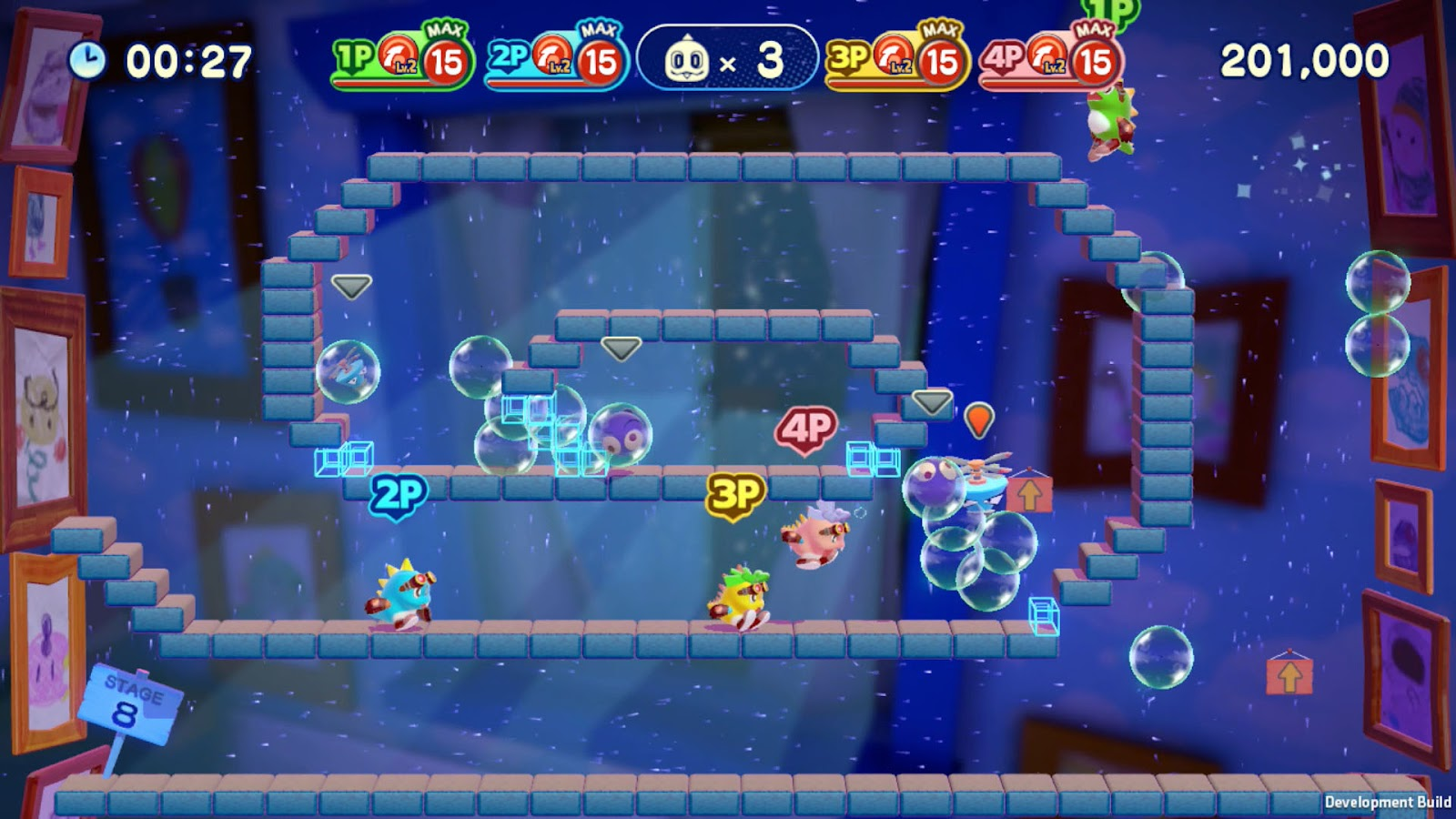 Bubble Bobble Screenshot 2