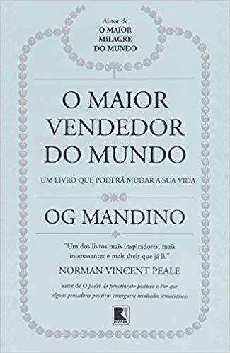 """Livro """"O Maior Vendedor do Mundo"""""""