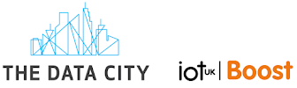 The Data City and IoTUK Boost working together