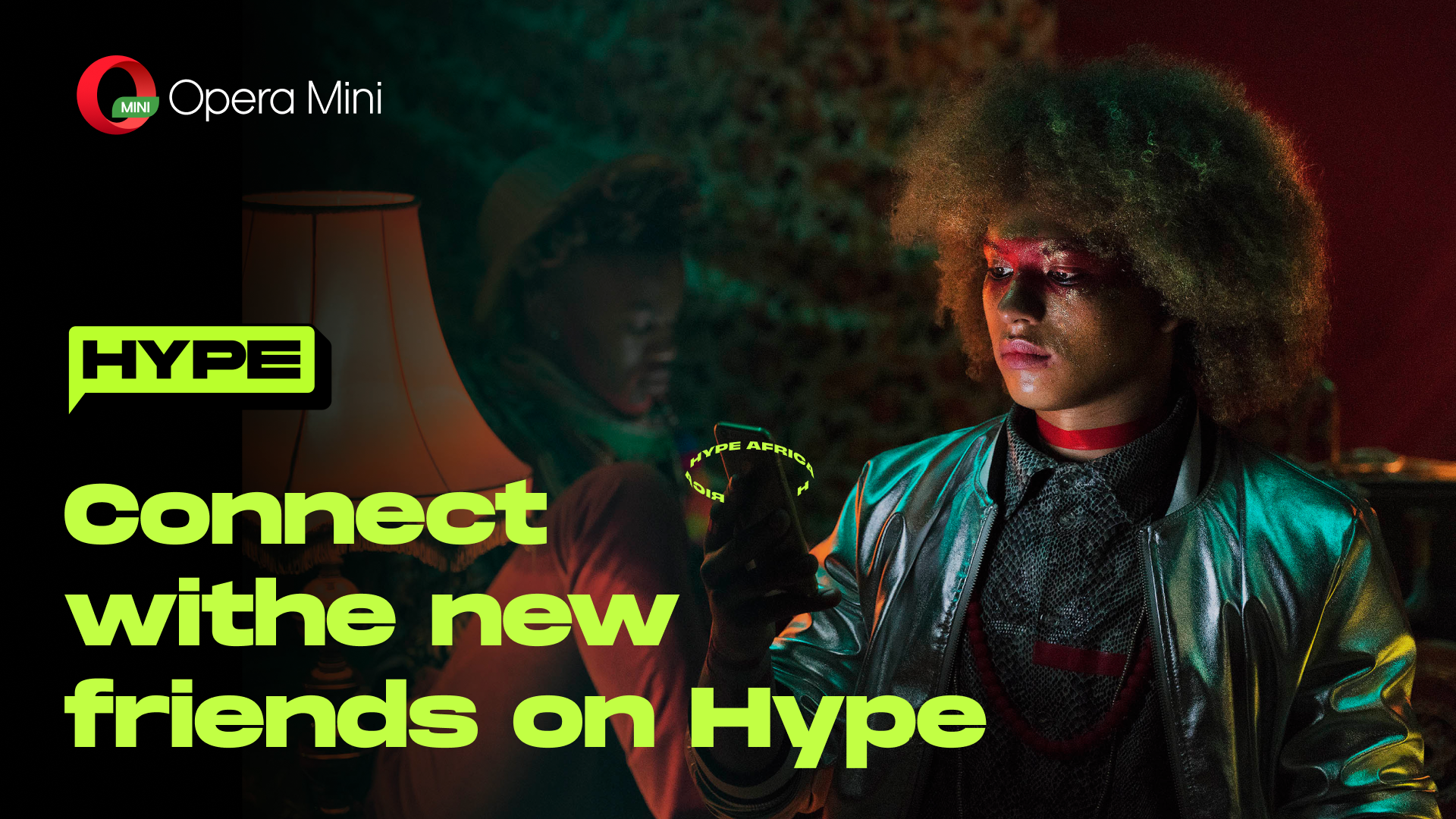 Hype 1.3, the new version of Opera's built-in chat service, is now making  it super easy to find new friends - Blog | Opera Mobile
