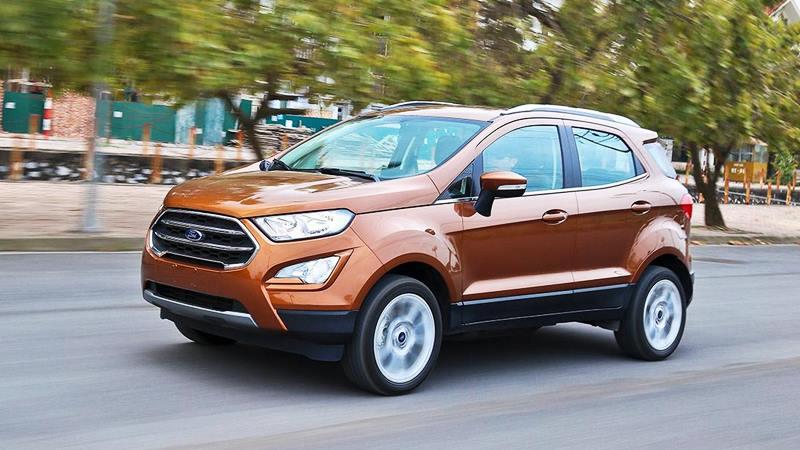 Giá xe Ford Ecosport cực kỳ phải chăng