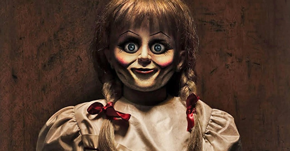 annabelle theconjuring