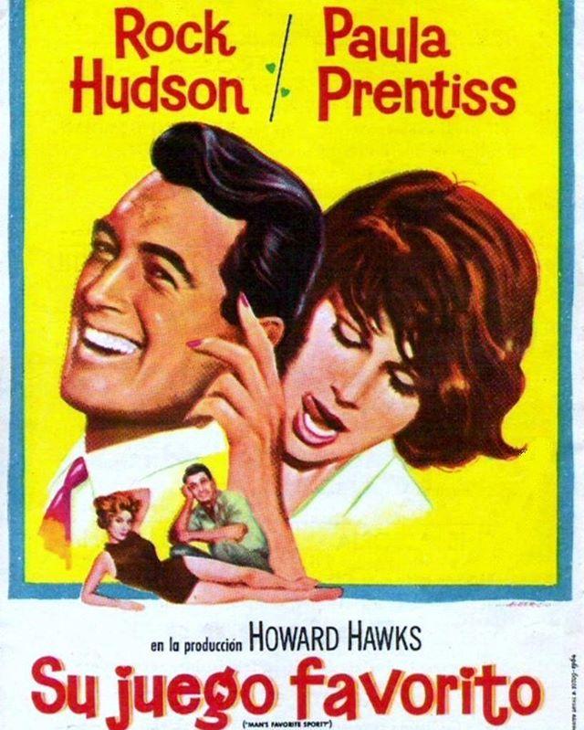 Su juego favorito (1964, Howard Hawks)