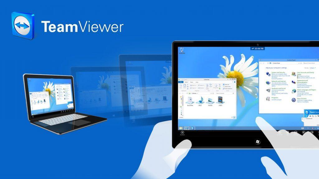 Hỗ trợ online bằng phần mềm TEAMVIEW