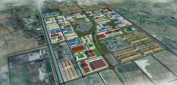 Khu công nghiệp Đồng Văn có tiềm năng phát triển kinh tế cao
