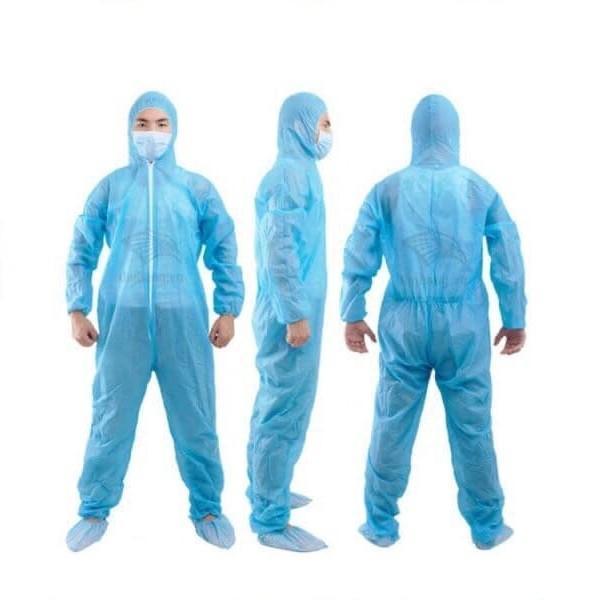 Quần áo bảo hộ được sản xuất từ nhiều loại chất liệu