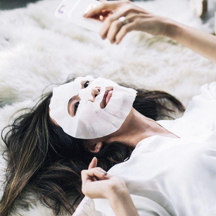 mặt nạ giấy dưỡng da