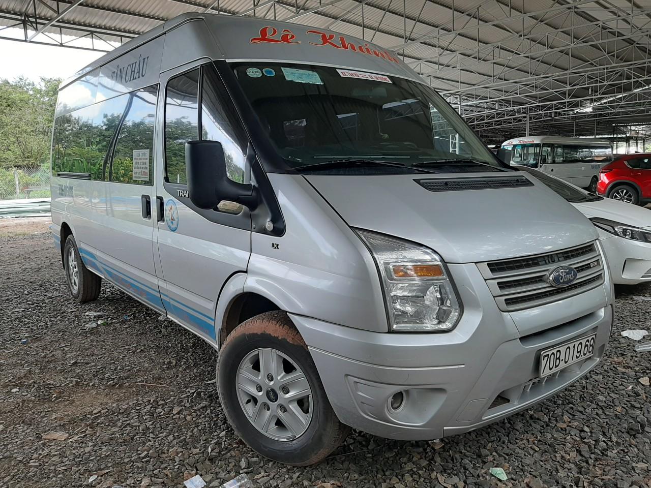 Xe Lê Khánh đi Tây Ninh từ Sài Gòn