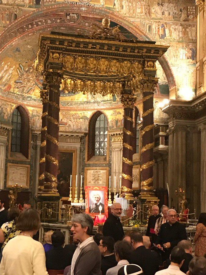 CHÍNH THỨC: Thánh John Henry Newman được Đức Thánh Cha Phanxico tuyên phong thánh ở Roma