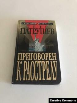 Воспоминания Петра Патрушева, 2005. Обложка книги