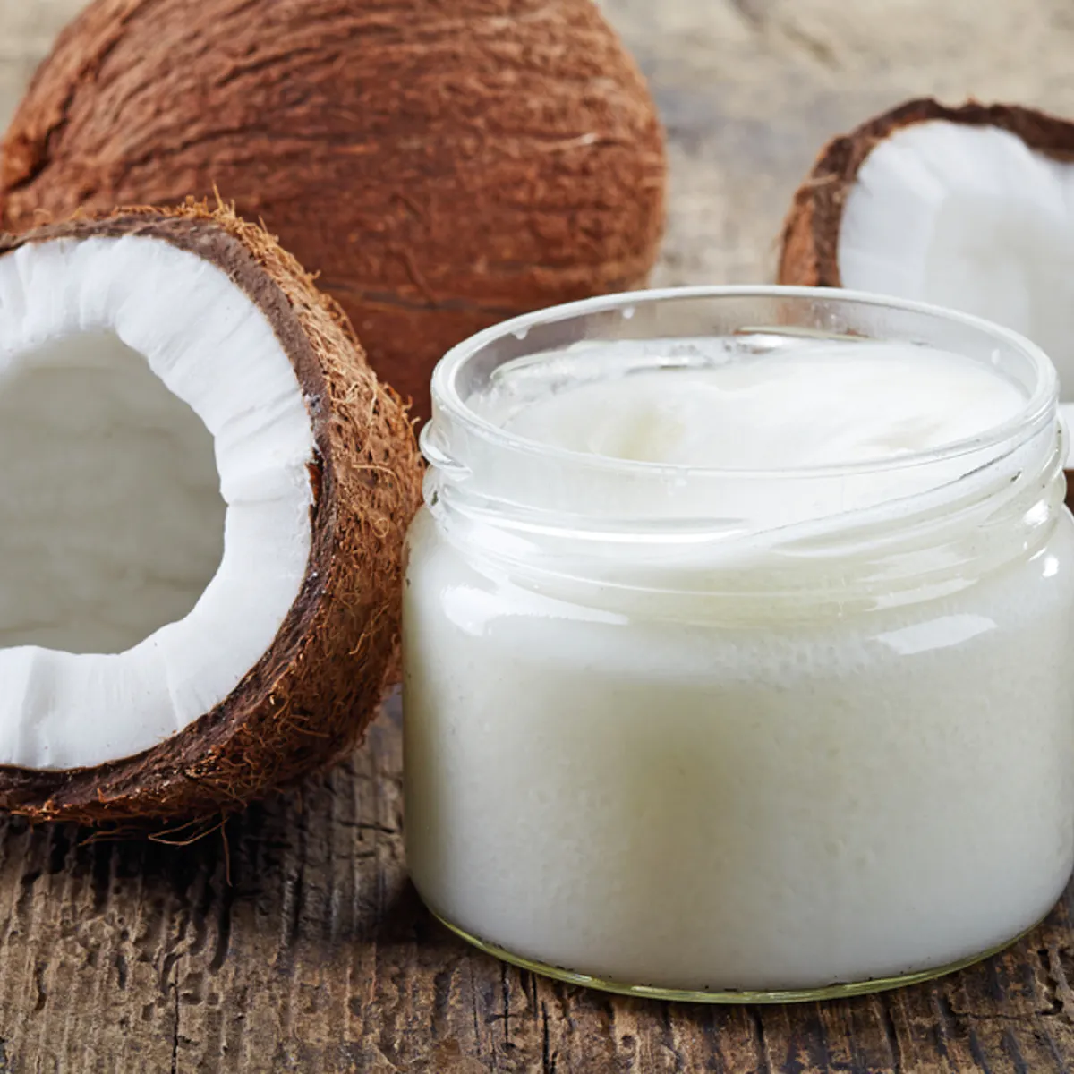 Coconut oil is an effective measure to prevent hair loss