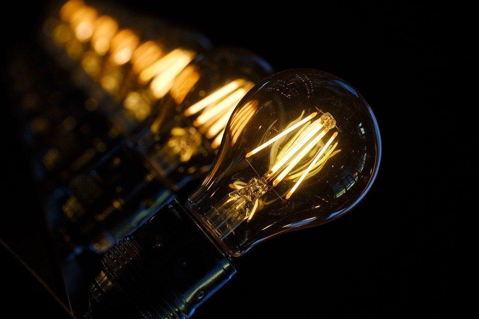 Lâmpada, Luz, Iluminação, Bulbo De Luz