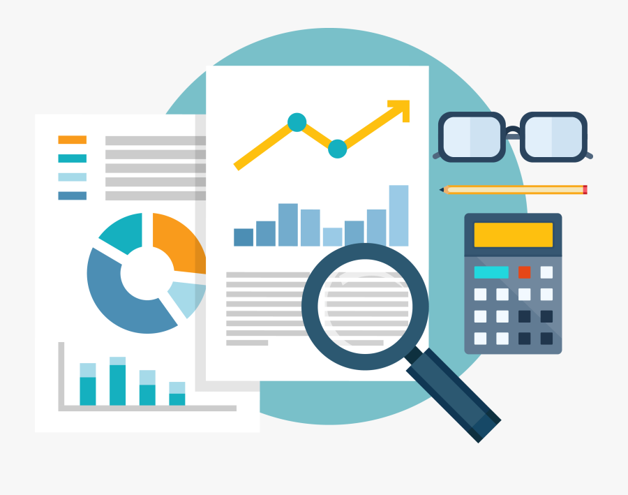 Statistics Clipart Data Analysis Interpretation - Quantitative Research ,  Free Transparent Clipart - ClipartKey