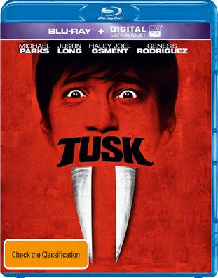 Filme Poster Tusk: A Transformação BDRip XviD Dual Audio & RMVB Dublado