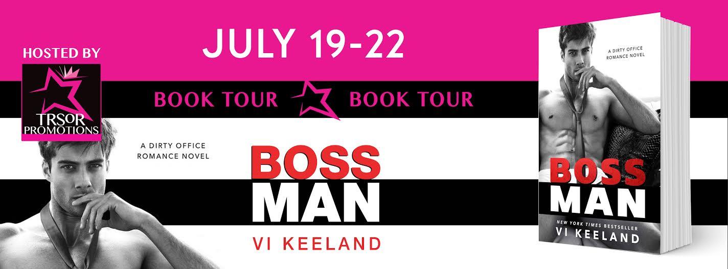 Book Tour: BossMan by Vi Keeland
