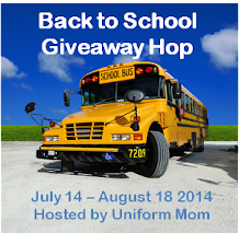 2014 Back to School Giveaway Hop