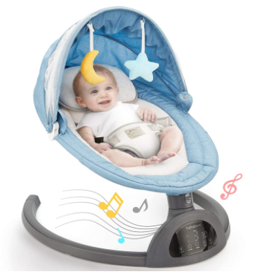 10 Baby Swings with Canopy Reviews 2021