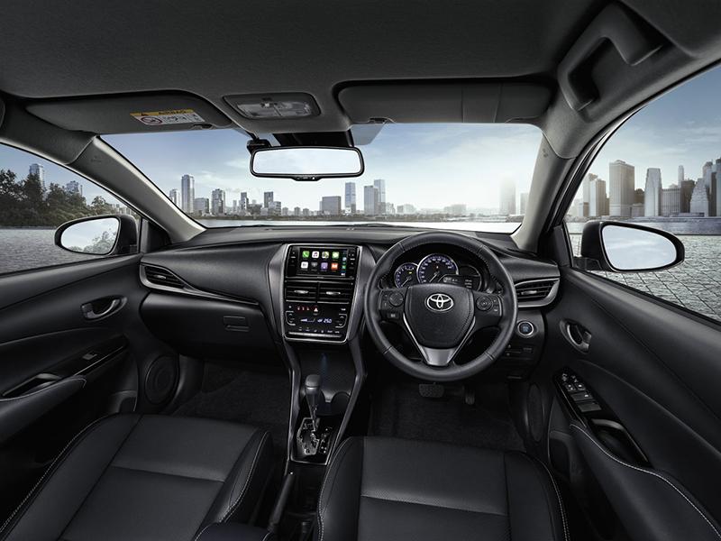 นรถยนต์ : Toyota Yaris 2020