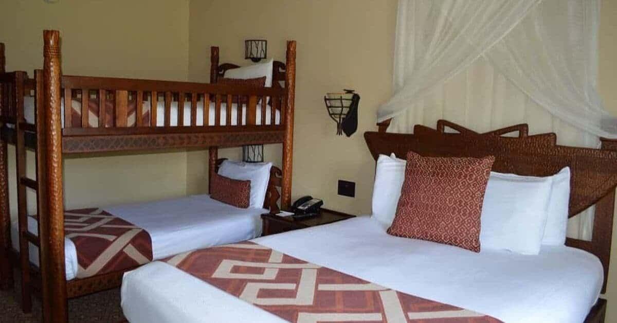 Animal Kingdom Lodge Savannah View Rooms | Disney Insider Tips