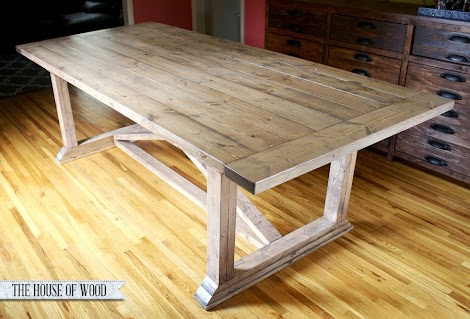 Rustic Yet Refined Wood Finish Ana White Woodworking Projects