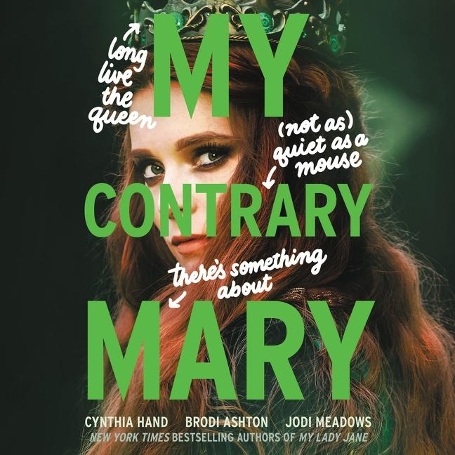 Cover art for My Contrary Mary