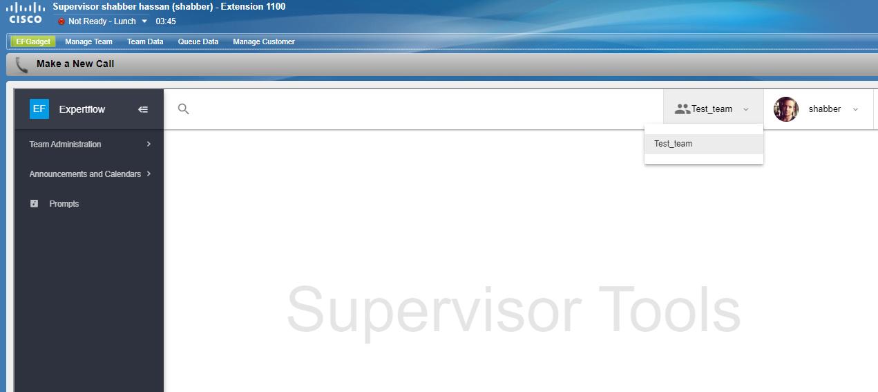 Supervisor Tools User Guide v12 3 - Supervisor Tools