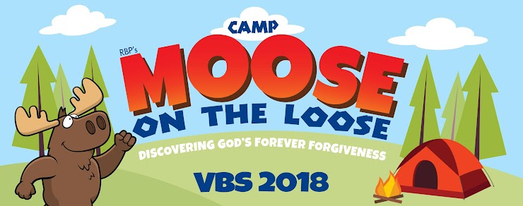 Camp Moose on the Loose - Discovering God's Forever Forgiveness