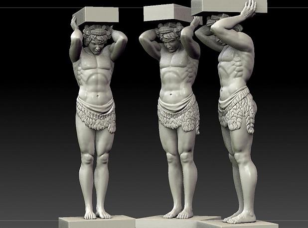 3D-объект из фотографий