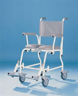 shower wheel chair with small wheels 011247