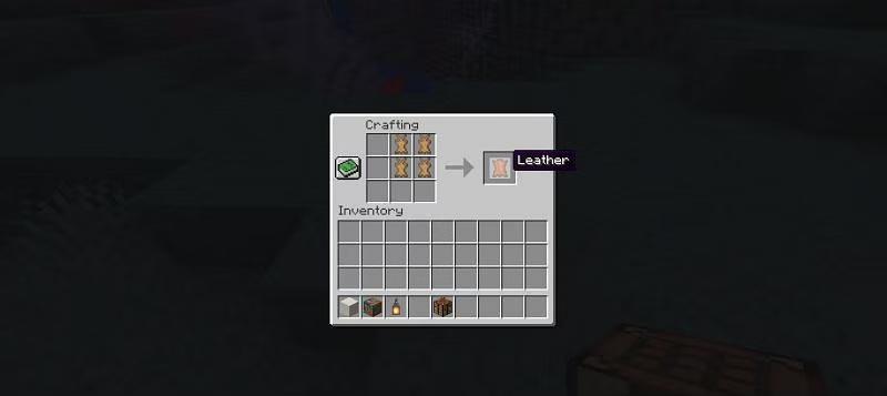 book recipe minecraft