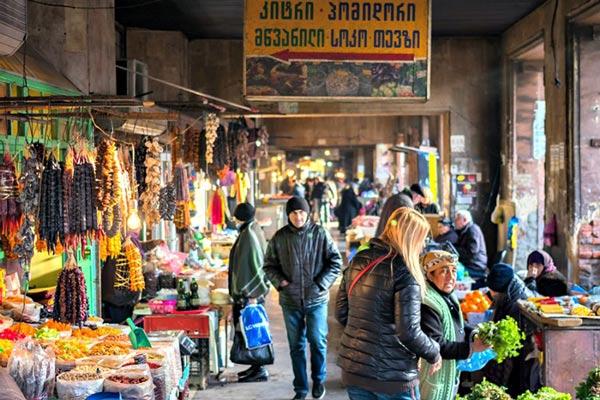 بازار سنتی تفلیس