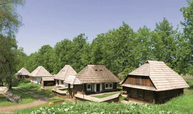 Image result for muzeul satului bucovinean