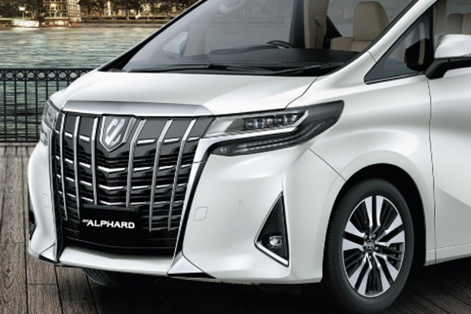 Overview Mobil: Mobil Toyota Alphard 3.5 Q A/T dibanderol dengan harga mulai dari Rp1,952,150 - 1,041,250 01