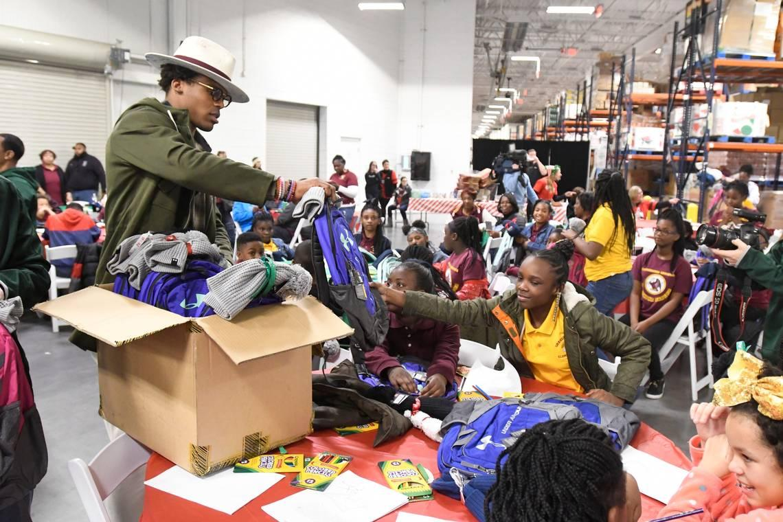 How 'Santa Cam' spreads hope and joy through annual holiday charity event |  Charlotte Observer