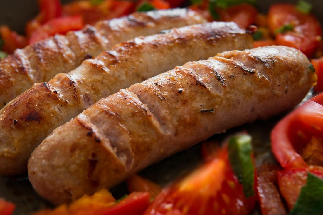 Fennel-Spiced Sausage Plait