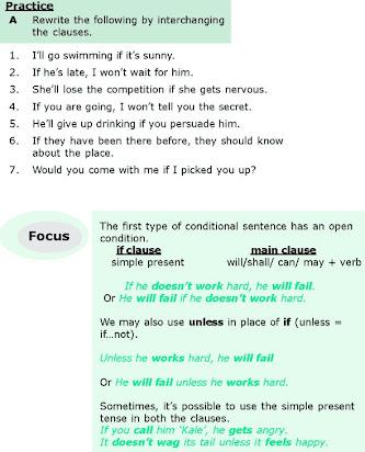 Contoh Soal Essay Conditional Sentence Beserta Jawabannya