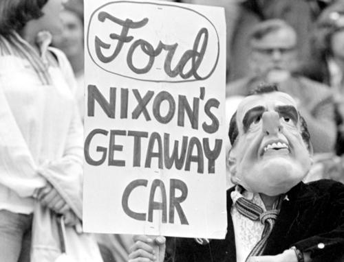 Image result for Gerald Ford pardon me