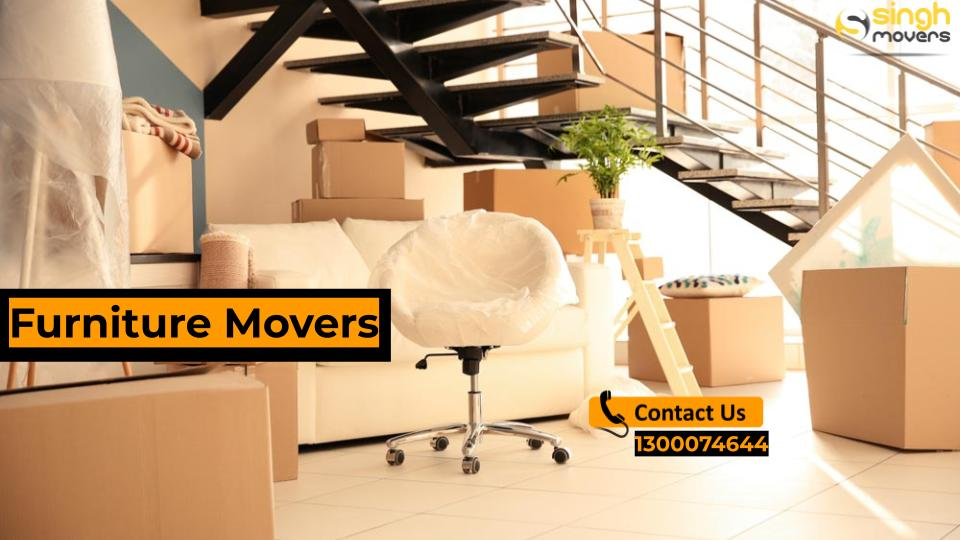 furniture removals and movers