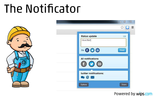 Notificator