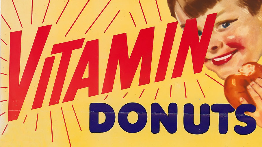 Image result for vitamin doughnuts