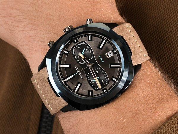 Zegarki Diesel dla młodych niepokornych 18-latków