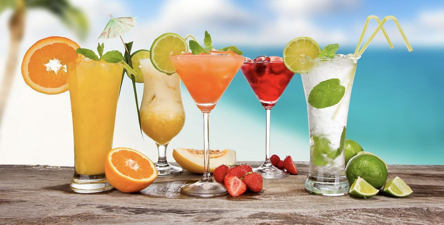 11 loại cocktail nổi tiếng thế giới
