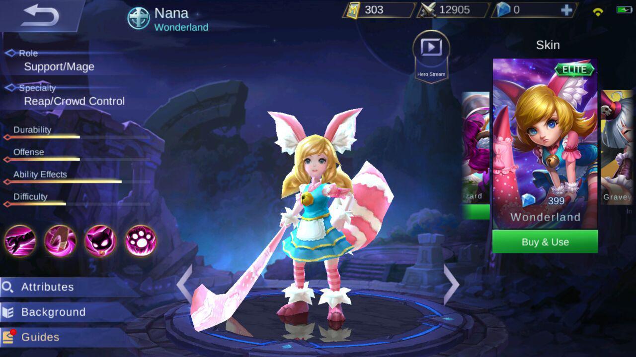 Basara's Nana 101 - Guides - Mobile Legends: Bang Bang